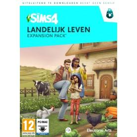 Sims 4 Landelijk Leven nu Beschikbaar voor Reserveren