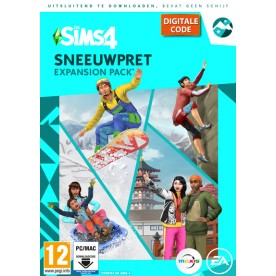 Sims 4 Sneeuwpret nu op voorraad!
